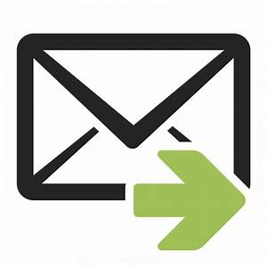 Mail Forward Icon & IconExperience - Professional Icons ...