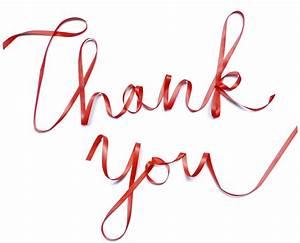 thank you ribbon : anagrafika
