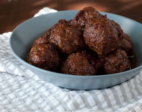 Cherry Cola Chipotle Meatballs | Chipotle meatballs ...