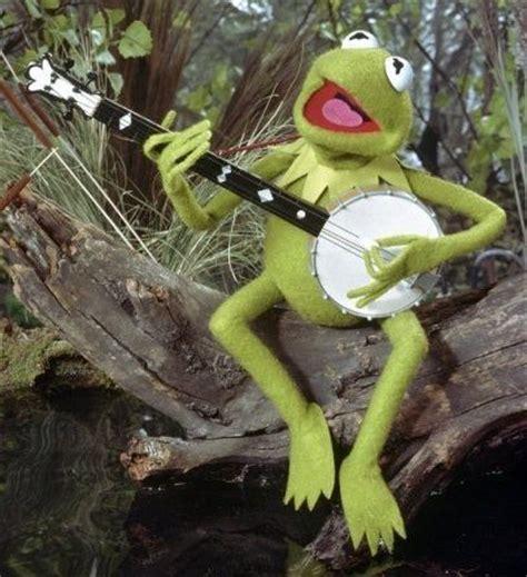 Muppets Kermit the Frog Banjo