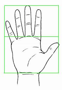 Rules of Thumb for Drawing Hands
