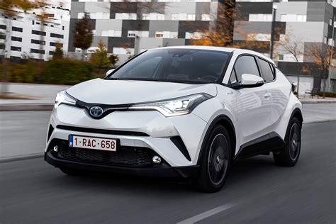 Toyota Chr Hybrid Modification by 攻めまくりなsuv トヨタ C Hr はコンセプトカーそのもの Naver まとめ