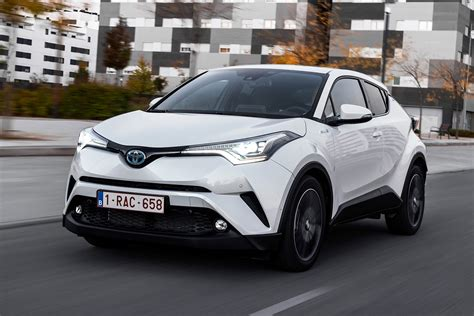 toyota hybrid new toyota c hr hybrid 2016 review auto express