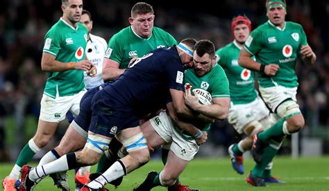 Ireland v Scotland: TV channel and everything else you ...