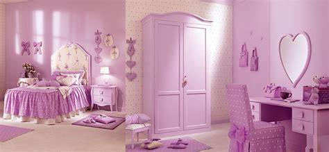 chambre 1 personne lit fille juliette couleur lila petit coeur piermaria