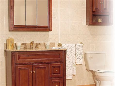 Rta Vanity Cabinets  Newport Birch Series Bathroom