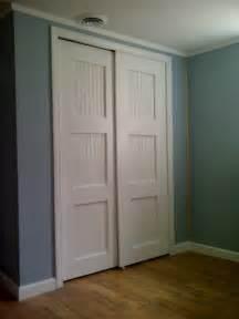 Bypass Closet Doors