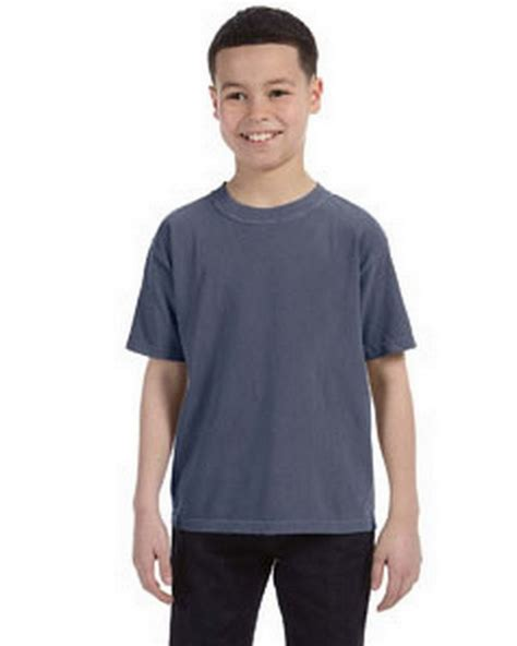 Comfort Colors C9018 Youth Ringspun T Shirt Apparelnbagscom