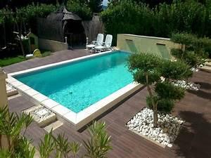 plage piscine pierre naturelle modern aatl With plage piscine pierre naturelle