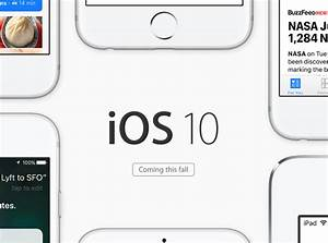 iOS 10 Device Compatibility List For iPhone, iPad, iPod ...