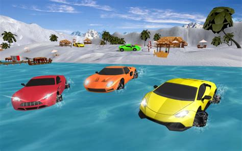 Car Boat Games by Water Boat Games Free Racing For Android Apk Download