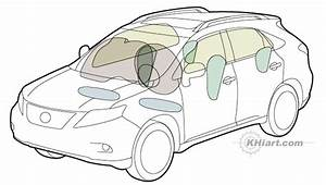 Car Safety Features Drawings And Diagrams