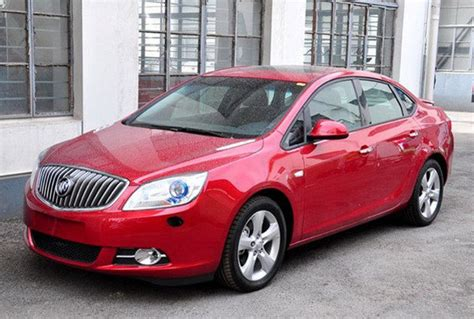 Buick Verona Compact Car Coming In Two Years News  Top Speed