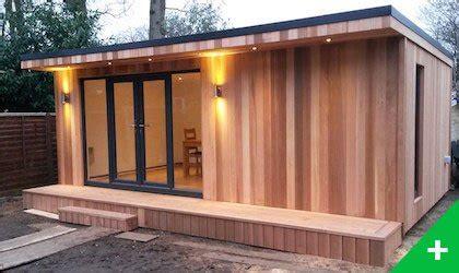 bureau de jardin en bois ind 233 pendant