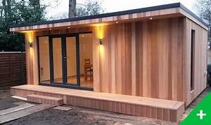 Studio De JardinBureauPool HouseAbrisExtension Maison