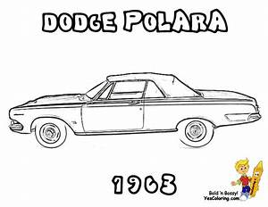1963 Dodge Polara 4 Door Hardtop