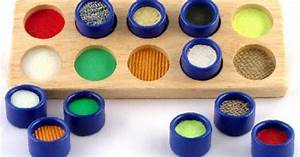 Touch and Match Wooden Sensory Toy Game at My Wooden Toys ...