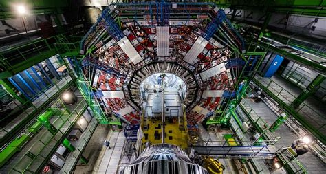 The Large Hadron Collider is shutting down for 2 years ...