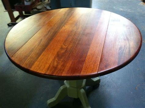 hand crafted  drop leaf table  strafford fine