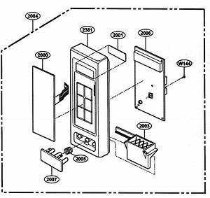 Looking For Kenmore Model 72162223200 Countertop Microwave