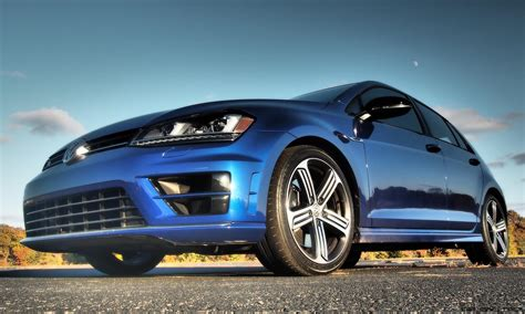 Golf R Road Test 2016 vw golf r road test review by lyndon johnson