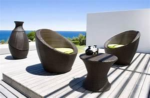 Meuble De Jardin Carrefour : belle chaises de jardins carrefour ~ Teatrodelosmanantiales.com Idées de Décoration