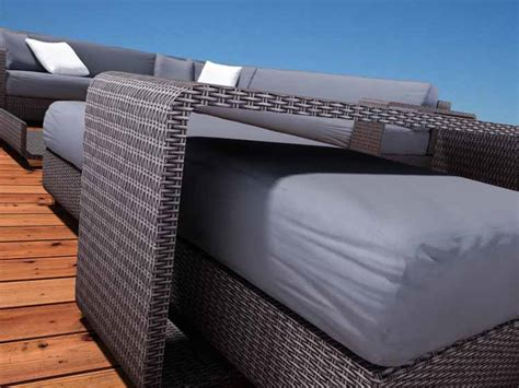 noah designer sofa set in poly rattan pvc wicker resin