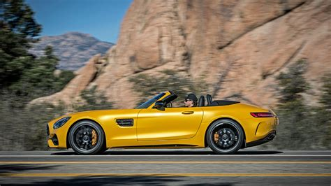 Mercedes Amg Gt Backgrounds mercedes amg gt c roadster wallpapers images photos