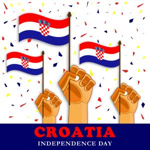 Happy 28th Croatian Independence Day 2020: All You Need To ...