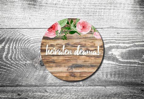 bierdeckel hochzeit rosenholz kartlerei