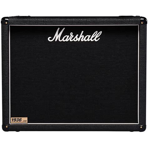 Marshall 1936 2x12 Cabinet Musician 39 S Friend