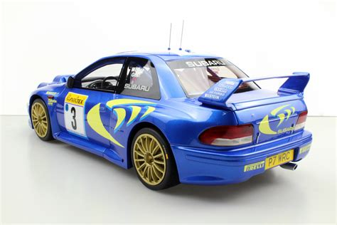 subaru wrc top marques collectibles subaru s4 wrc mc rally 1998 pre
