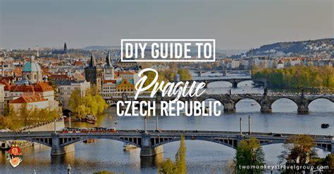 Prague Czech Republic Diy Travel Guide