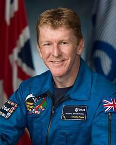 British Astronaut Timothy Peake | NASA