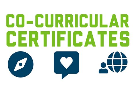 curricular certificates give students leadership