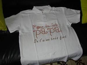 Tee Shirt Fete Des Peres : id e kdo pour la f te des p res carlinette ~ Voncanada.com Idées de Décoration