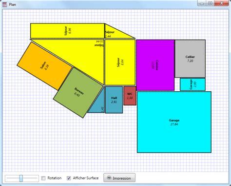 calcul surface utile bureaux logiciel sodeasoft geometrics