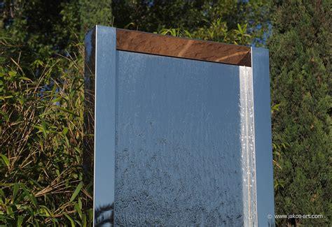 mur d eau fontaine ext 233 rieure