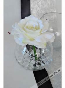 Vase Verre Transparent : 1 vase boule verre 11cm ~ Teatrodelosmanantiales.com Idées de Décoration