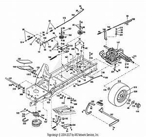 Troy Bilt 13104 15 5hp Ltx Hydro N 131040100101  Parts Diagram For Hydrostatic