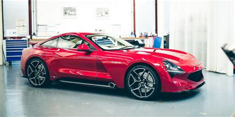 tvr griffith unveiled seater marks official return uk