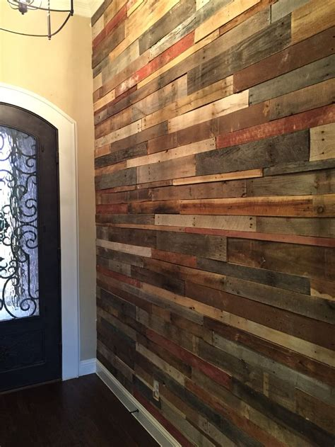 pallet wall wooden wall design home remodeling diy