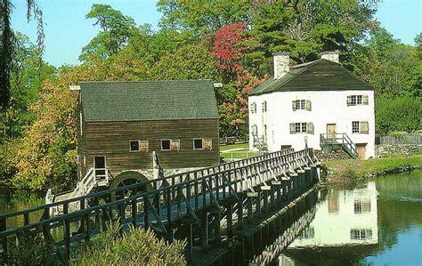 Upper Mills, Philipsburg Manor / Sleepy Hollow Mill