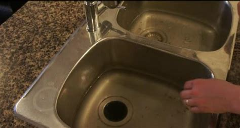 both sides of kitchen sink clogged how to clear a clogged sink naturally read health 9314