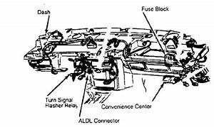 Can U0026 39 T Find Location Of Turn Signal Relay After Removing