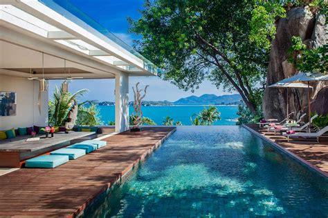3 Bedroom Villas Koh Samui by Villa Hin Koh Samui 5 Bedroom The World
