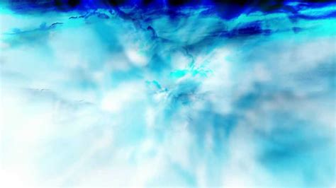 Animated background sky blue bright clouds Fondos