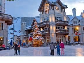 Colorado Vail Resort Job