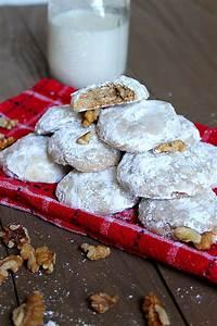 Walnut Cinnamon Winter Cookies Belle Vie