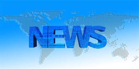 news continents globe  image  pixabay